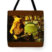 Megadeath 93-david-0365 Tote Bag