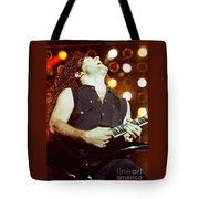 Megadeath 93-marty-0379 Tote Bag