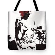 Megan - Sunlight Tote Bag