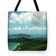 Megan's Bay St. Thomas Tote Bag
