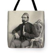 Mehmed Cemil Bey Tote Bag