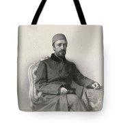 Mehmed Emin Tote Bag