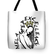 Melanated Excellence II Tote Bag