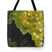 Melange Green Grapes Tote Bag