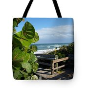 Melbourne Beach Florida Tote Bag