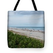 Melbourne Beach Florida November View Tote Bag