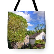 Melbourne Hall Mill - Derbyshire Tote Bag