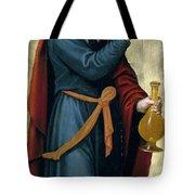 Melchizedek King Of Salem Tote Bag