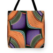 Melded Windows Tote Bag