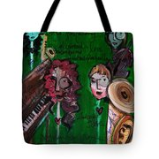 Melissa Axel At Swallow Hill Tote Bag