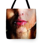 Melissa Face Tote Bag