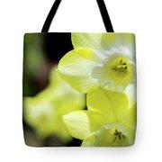 Mello Yellow Tote Bag
