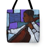 Mellow Blues Tote Bag