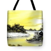 Mellow Yellow Sold Tote Bag