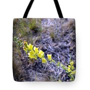Who Is This Yellow Fellow Tote Bag