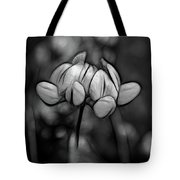 Mellow Yellow - Paint Bw Tote Bag