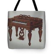 Melodeon Tote Bag