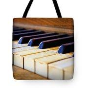 Melodies And Memories Tote Bag