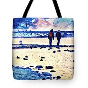 Melodramatic Moment Tote Bag