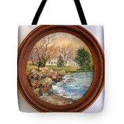 Melody Of Autumn. Tote Bag