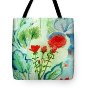 Melody Of Color Tote Bag
