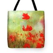 Melody Of Summer Tote Bag