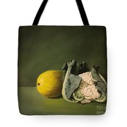 Melon Cauli Tote Bag