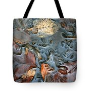 Melted Colors Tote Bag