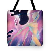 Melting Aura Tote Bag