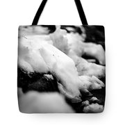 Melting Drift Tote Bag