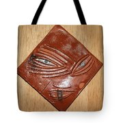 Melting Eye - Tile Tote Bag