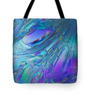 Melting Frost Tote Bag