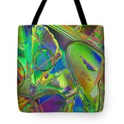 Melting Ice Tote Bag