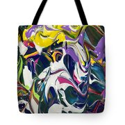 Melting Into The Eyes Of A Daydreamer Tote Bag