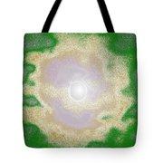 Melting Moon Tote Bag