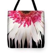 Melting Petals Tote Bag