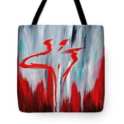 Melting Point  Tote Bag