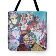 Melting Pot- Hyderabad Tote Bag