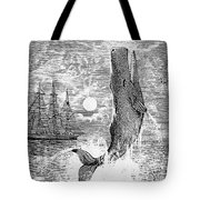 Melville: Moby Dick Tote Bag by Granger