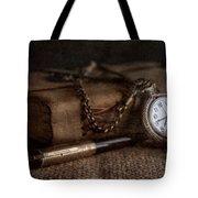 Memoirs Tote Bag