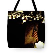 Memorial Day Luminary Tote Bag