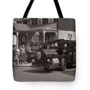 Memorial Day Parade  Ashley Pa  Corner Of W Hartford And Brown  Circa 1965 Tote Bag