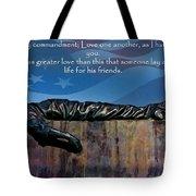 Memorial Day Remember Tote Bag