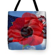 Memorial Day - Remembrance Day - Armistice Day Tote Bag