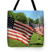 Memorial Day Tribute Tote Bag