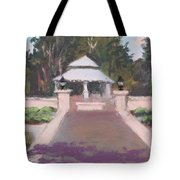 Memorial Garden Lakeside, Ohio Tote Bag