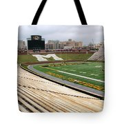 Memorial Stadium Tote Bag