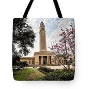 Memorial Tower Tote Bag