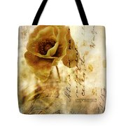 Memories And Time Tote Bag