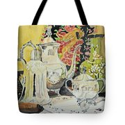 Memories In Reflection I Tote Bag